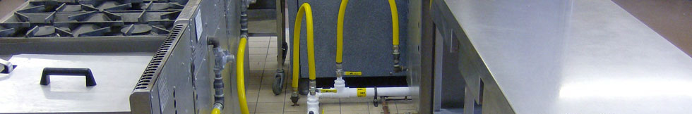 Commercial Gas Work